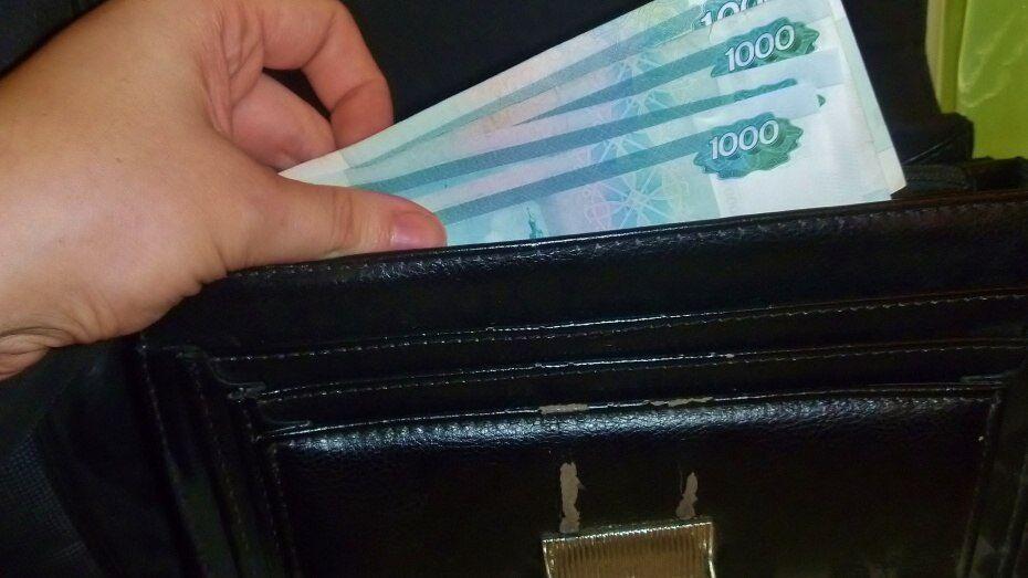 В Воронежской области водитель присвоил выручку и притворился жертвой