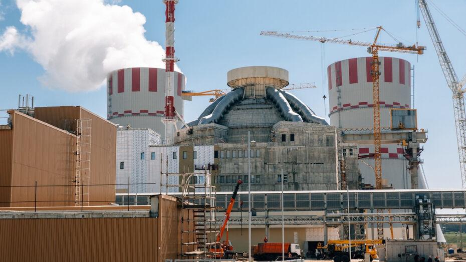 На энергоблоке №7 Нововоронежской АЭС первый контур разогрели до номинальных параметров