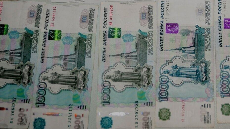 Воронежские компании задолжали работникам 60 млн рублей