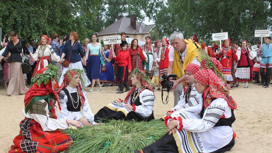 Ансамбли из трех регионов проведут фольклорный фестиваль под Воронежем