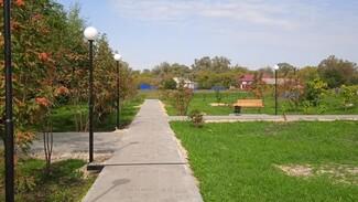 В петропавловском селе Краснофлотское благоустроили сквер «Лес Победы»