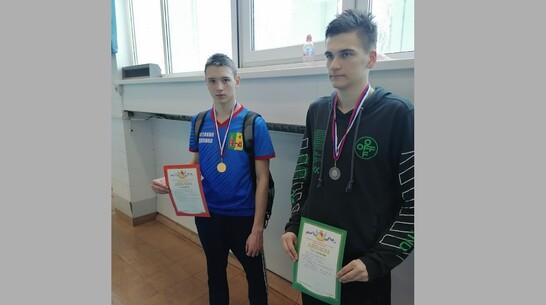Рамонский пловец завоевал «золото» областной спартакиады учащихся