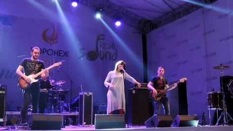 Фестиваль Fresh Sound в Воронеже собрал 25 тыс зрителей