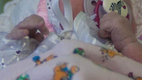 Рождаемость в Воронеже повысилась на 14,5% за 4 года