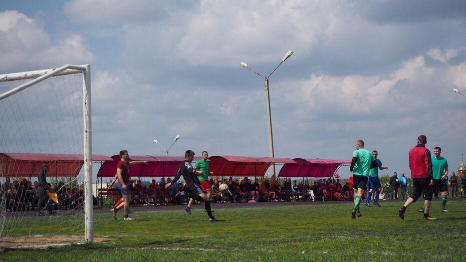 Подгоренцев пригласили на футбольные соревнования