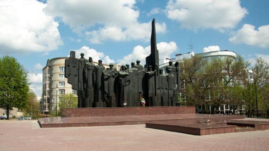 В Воронеже пройдет выставка автора памятника Победы