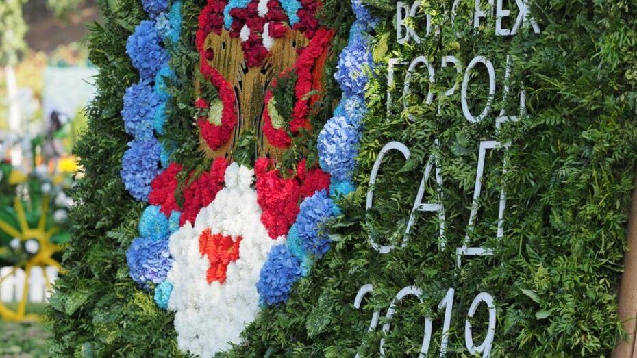 В Воронеже открылся 9-й международный фестиваль «Город-сад»