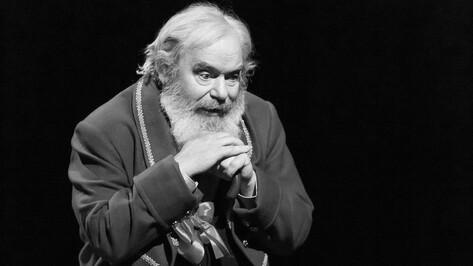 Артист воронежского драмтеатра Владислав Ширченко ушел из жизни на 76-м году