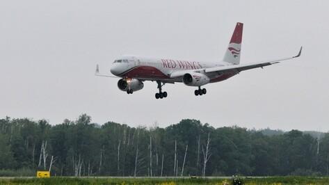 Авиакомпания Red Wings открыла субсидированные рейсы из Воронежа в Крым