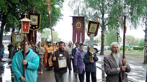 По Воронежской области пройдет Крестный ход, посвященный 400-летию Дома Романовых