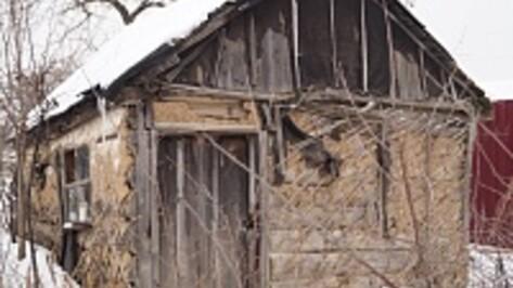 Житель Рамонского района зарегистрировал в своем полуразрушенном доме трех нелегалов