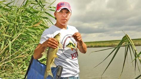 В Бутурлиновке прошли районные соревнования по рыбной ловле