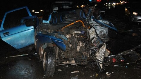 В Кантемировском районе в ДТП погиб 38-летний мужчина