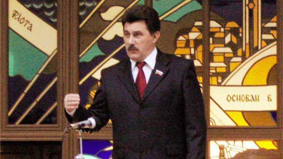 Бывший мэр Воронежа Борис Скрынников пойдет в облдуму от «Родины»