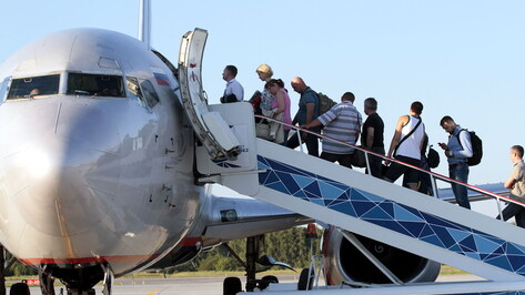 Число еженедельных рейсов в Турцию из Воронежа может вырасти до 11
