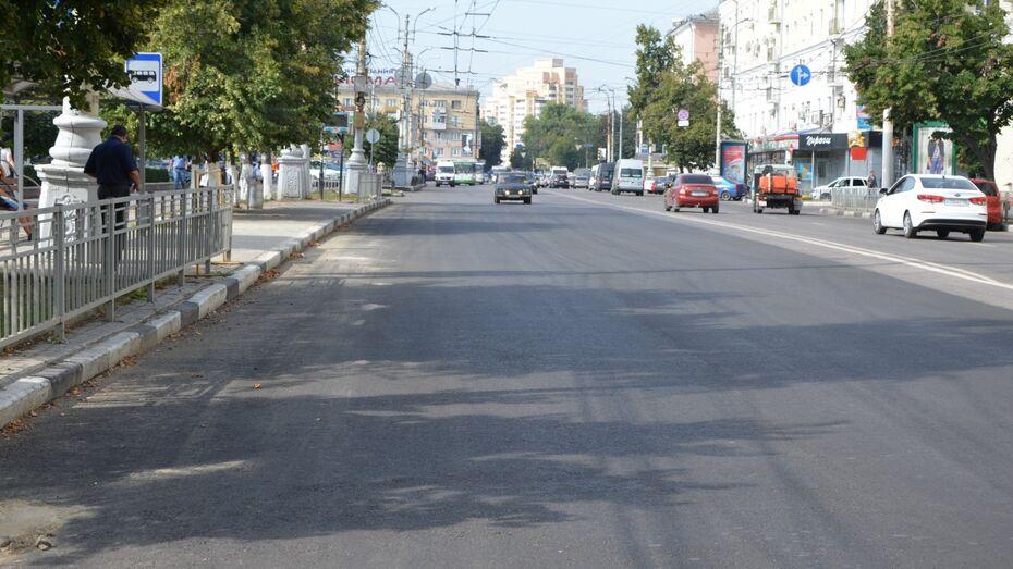 В Воронеже завершили ремонт теплотрассы на улице Кирова