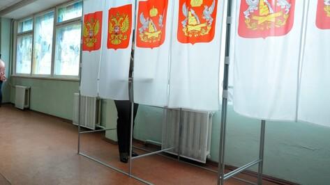 Наблюдатели вызвали полицию на избирательный участок в Воронежской области