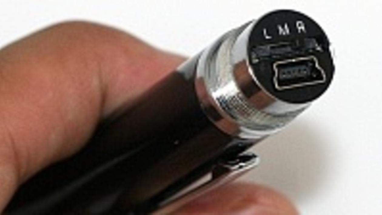 Воронежский инженер попал под суд за покупку ручки со скрытой камерой