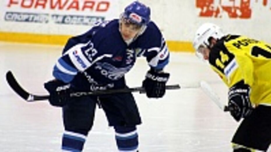 ХК «Россошь» завершил выступление в регулярном сезоне Молодежной хоккейной лиги