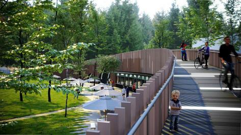 Парк «Орленок» в Воронеже реконструируют ко Дню города в 2020 году
