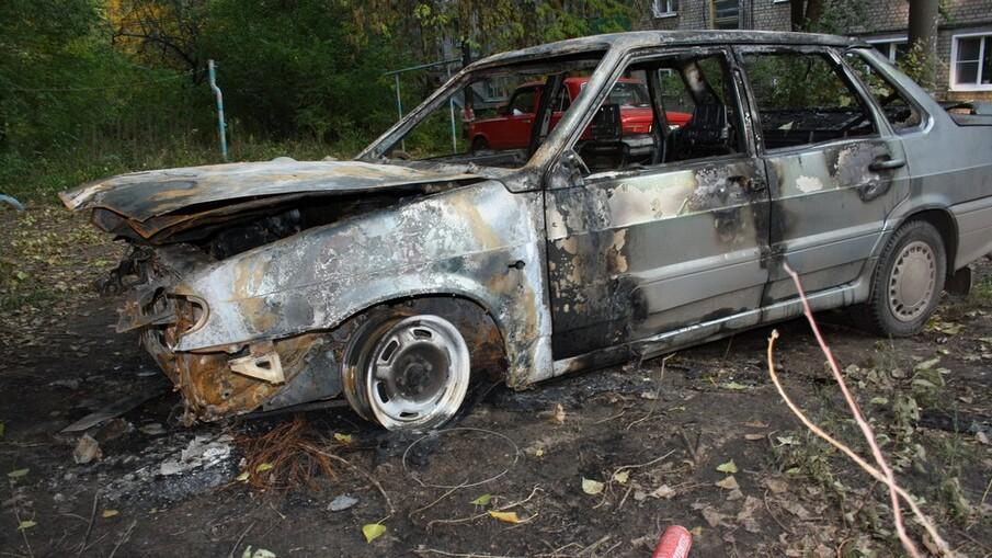 Поджоги автомобилей в Воронежской области