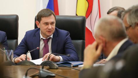 В облдуме прошло «нулевое» чтение бюджета Воронежской области на 2020 год