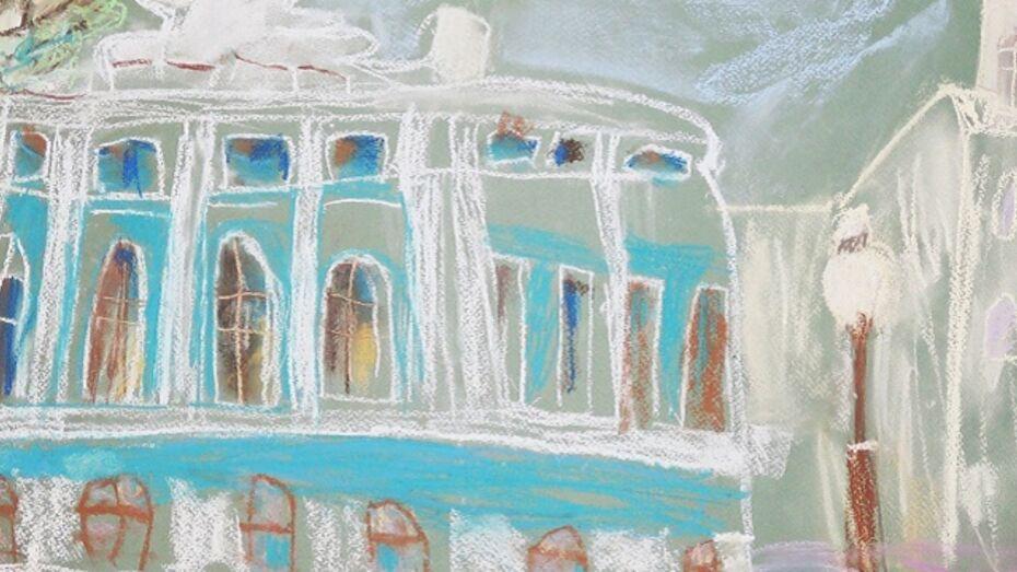 В воронежском музее имени Крамского откроется выставка картин 6-летней девочки
