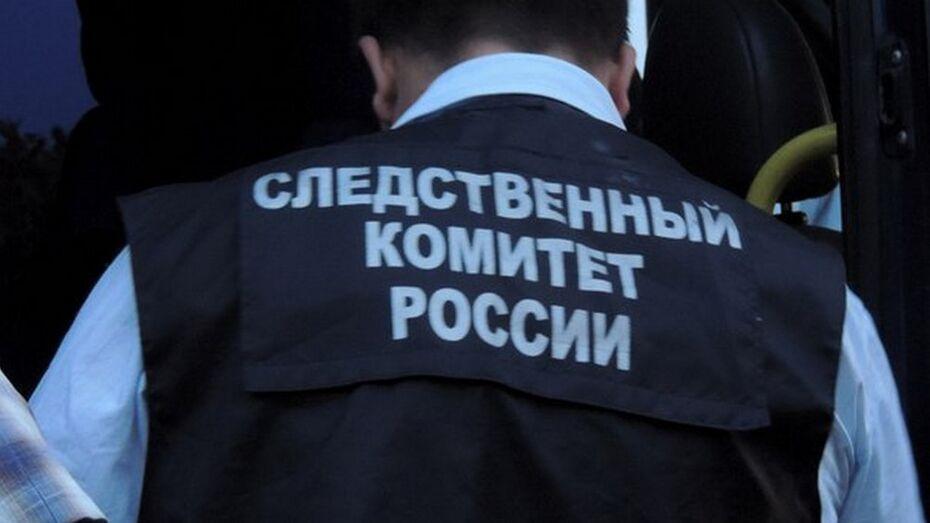В Воронежской области нашли обгоревшую машину с трупом