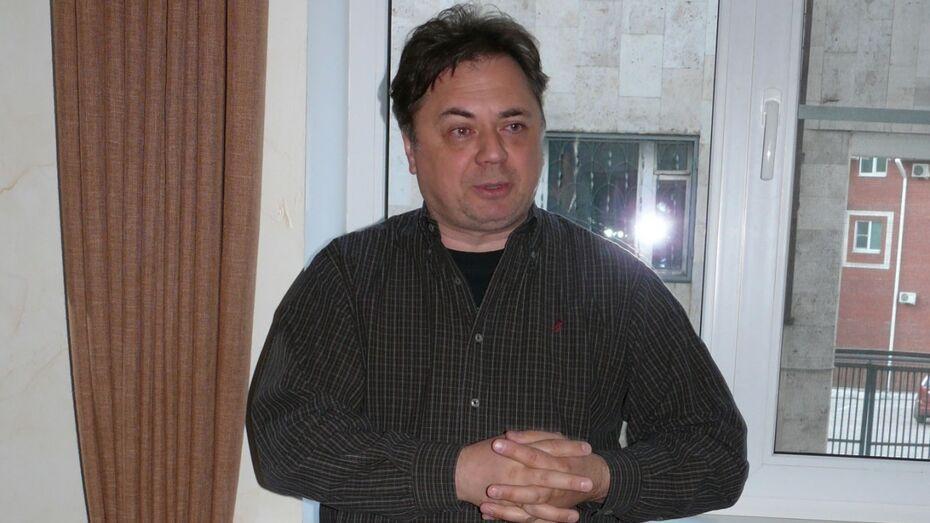 Актер Андрей Леонов в Воронеже: «Детей буду заставлять смотреть