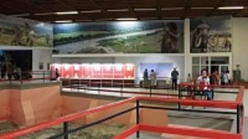 На «Ночь музеев» в Костенки приехали более тысячи человек