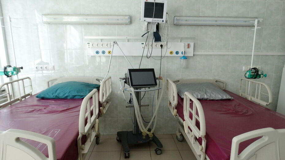 Корпус Воронежской областной больницы отдали под лечение COVID-19