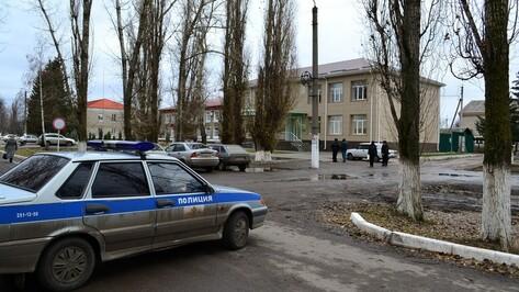 Из-за непознанного свертка из здания Грибановского филиала Сбербанка эвакуировали людей