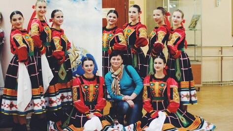 Бутурлиновский ансамбль «Калинка» стал лауреатом международного конкурса