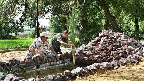 В Панинском районе появился новый водоем
