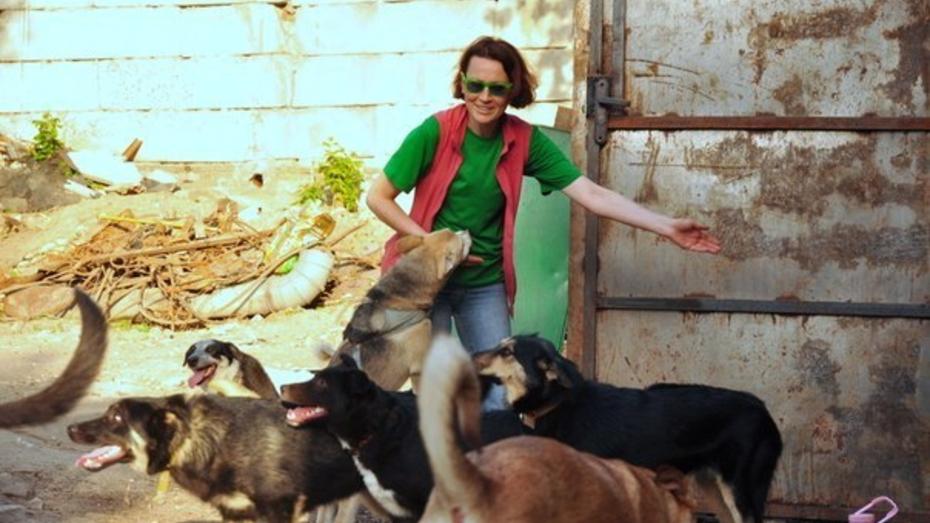 Анна Воронина: «Догхантеров в Воронеже надо опасаться всегда»