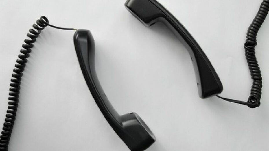 В отсутствии домашнего телефона признались 56% воронежцев