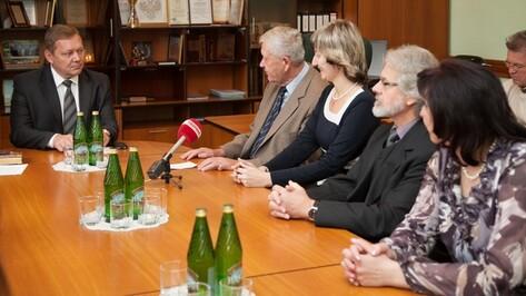 Острогожск посетили педагоги из Чехии