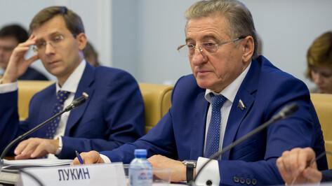 Воронежский сенатор Сергей Лукин: «Строительство станет драйвером экономики»