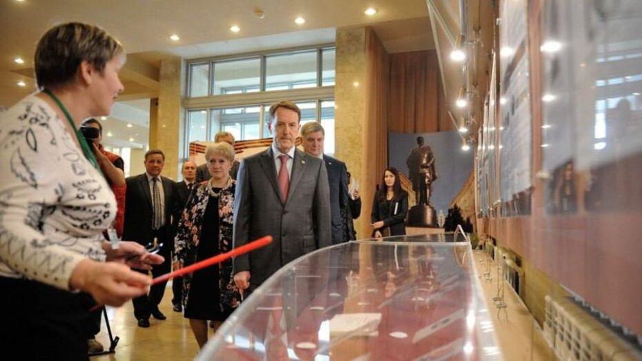 Губернатор Воронежской области попросил историков узнать о генерале Крейзере