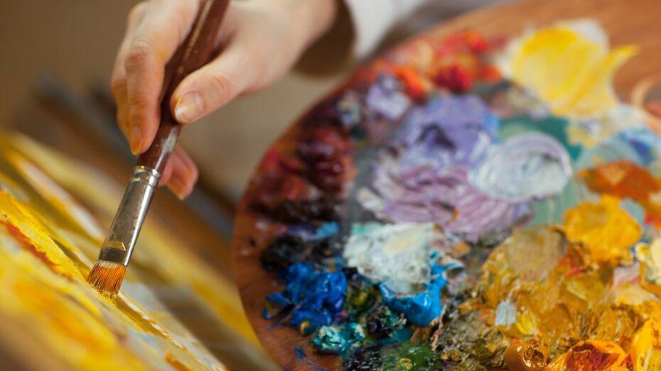 Студия «Art-Воронеж» проведет мастер-классы по живописи и подарит новогодние подарки