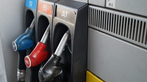 Воронежские антимонопольщики объяснили июльский рост бензиновых цен