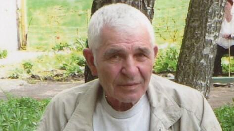 В Воронеже пропал 72-летний пенсионер