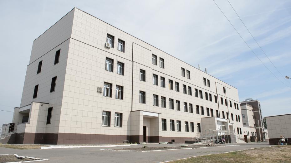 До конца 2020 года в Каширском откроют Дом культуры и новый корпус райбольницы