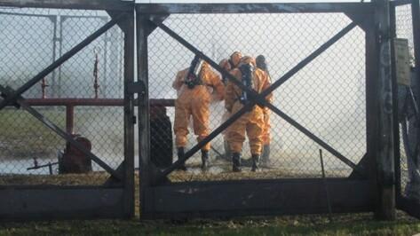 В Воронеже возбудили дело о загрязнении земли и вод при ЧП на аммиакопроводе