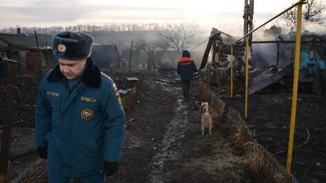 Чиновников накажут за халатность из-за гибели детей на пожаре под Россошью