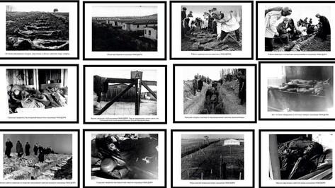 Воронежцы увидят трагедию концлагеря «Ламсдорф»