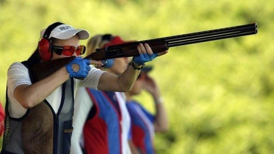 Воронежская спортсменка взяла «золото» на соревнованиях по стендовой стрельбе