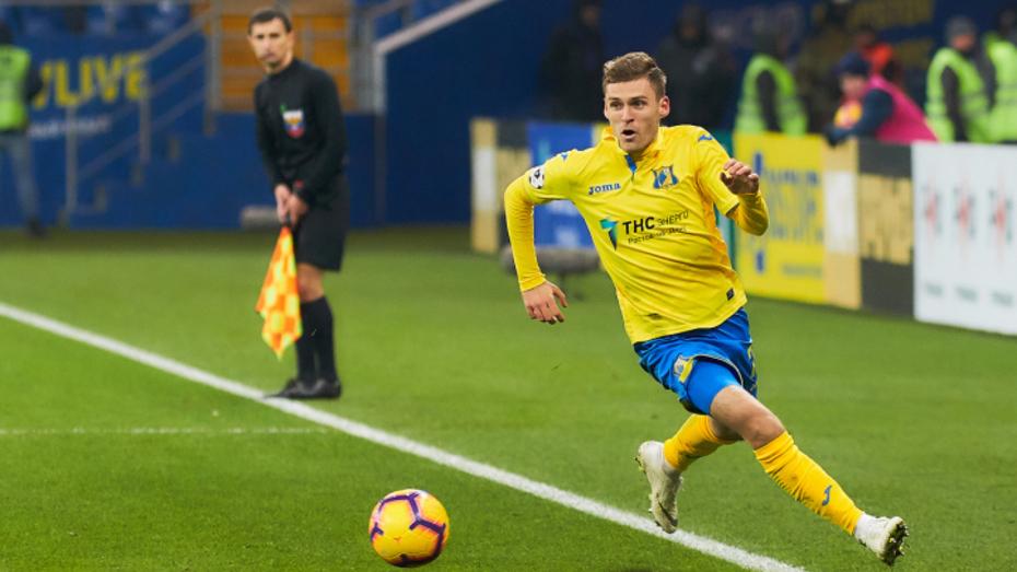 «Ростов» оценил воронежского футболиста в 7 млн евро