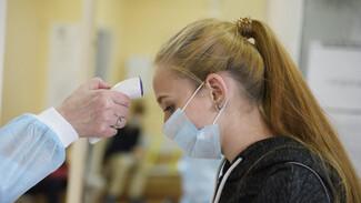 Заболеваемость ОРВИ выросла в Воронежской области почти в 1,5 раза