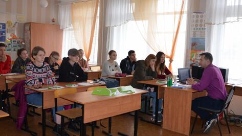 В павловской школе открылся первый в районе агрокласс